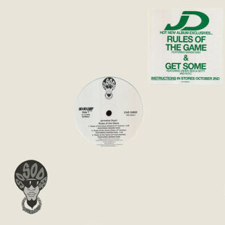 "Jermaine Dupri - Rules Of The Game / Get Some (12"")"