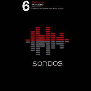 """Who Da Funk - Music In Me (12"""")"""