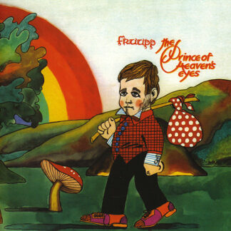 Fruupp - The Prince Of Heaven's Eyes (CD, Album, RE, RM)