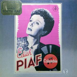 "Edith Piaf - Vol. 5 · Olympia 1962 ""A Quoi Ça Sert L'amour"" (LP, RE)"