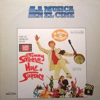 Tommy Steele - Half A Sixpence (Banda Sonora Original De La Película) (LP, Album)
