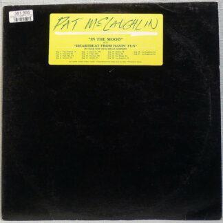 "Pat McLaughlin - In The Mood / Heartbeat From Havin' Fun (12"", Promo)"