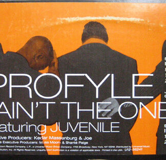 Profyle - I Ain't The One (12