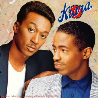 Kiara - To Change And/Or Make A Difference (LP, Album)