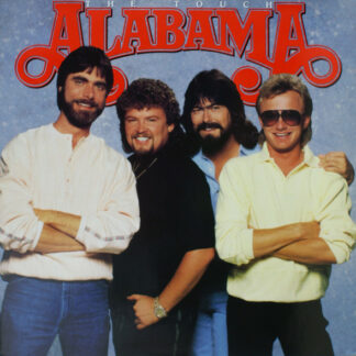 Alabama - The Touch (LP, Album)