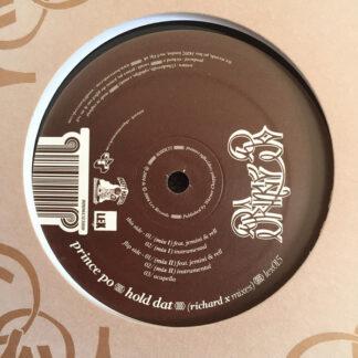 "Prince Po - Hold Dat (Richard X Mixes) (12"")"