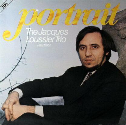 The Jacques Loussier Trio* - Play Bach (2xLP, Comp)