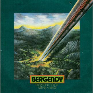 Bergendy - Fagypont Fölött Miénk A Világ (LP, Album, Eng)