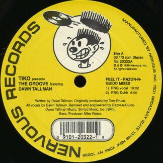 "Tikko* Presents The Groove (4) Featuring Dawn Tallman - Feel It (12"")"