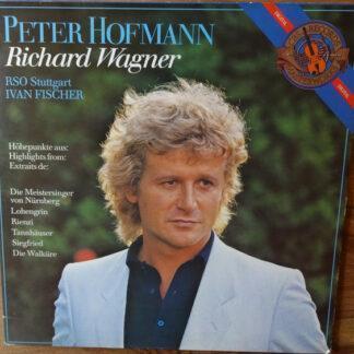 Peter Hofmann, Richard Wagner, RSO Stuttgart*, Ivan Fischer - Richard Wagner (LP, Album, Gat)