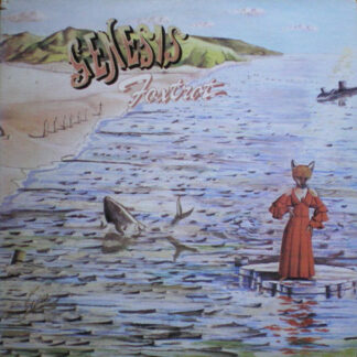 Genesis - Foxtrot (LP, Album, RE, Lar)