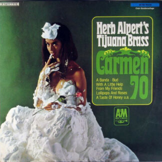 Herb Alpert's Tijuana Brass* - Carmen 70 (LP, Comp)