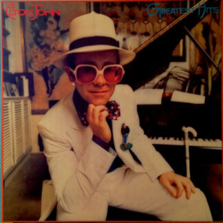 Elton John - Greatest Hits (LP, Comp, RE)