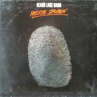 Klaus Lage Band - Heisse Spuren (LP)