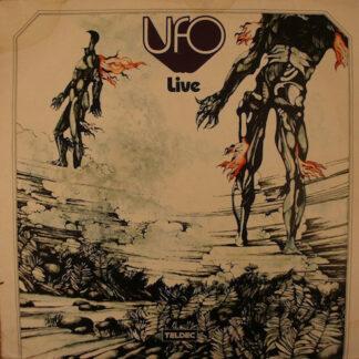 UFO (5) - Live (LP, Album)
