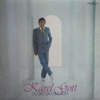 Karel Gott - Du Bist Da Für Mich (LP, Album, USS)