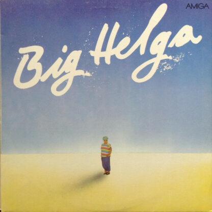 Helga Hahnemann - Big Helga (LP, Album)