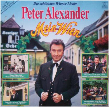 Peter Alexander - Mein Wien (LP, Album)
