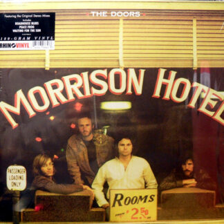 The Doors - Morrison Hotel (LP, Album, RE, Gat)