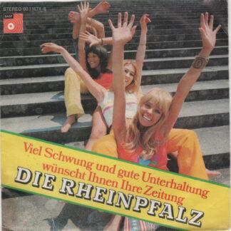 "Jacky Sprangers* - Die Rheinpfalz (7"", Single)"