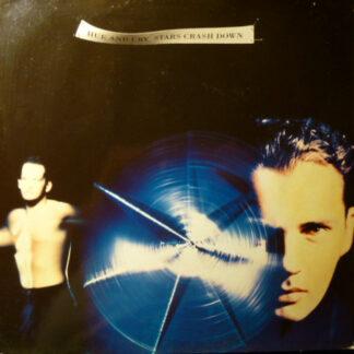 Hue And Cry* - Stars Crash Down (LP, Album)