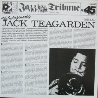 Jack Teagarden - The Indispensable Jack Teagarden (2xLP, Comp, RE)