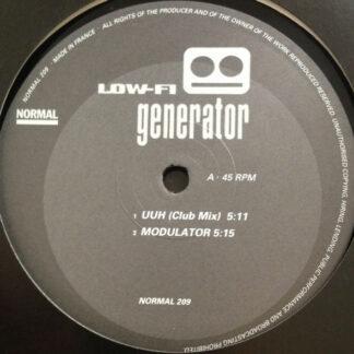 "Low-Fi Generator - Uuh EP (12"")"