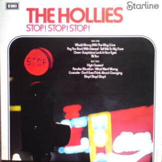 The Hollies - Stop! Stop! Stop! (LP, Album, RE)