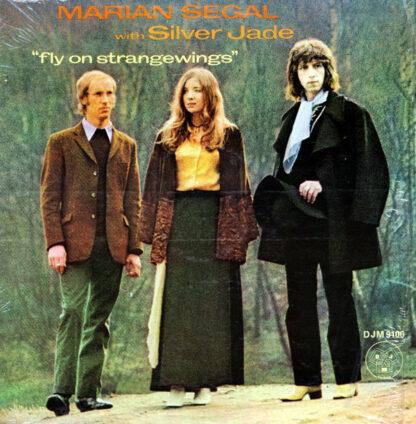 Marian Segal* With Silver Jade* - Fly On Strangewings (LP, Album)