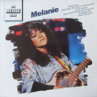 Melanie (2) - Die Weisse Serie (LP, Comp)