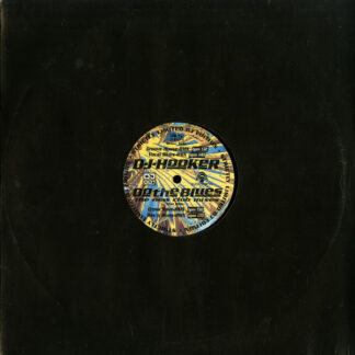 "DJ Hooker - Do The Blues (The New Club Mixes) (12"", Ltd)"