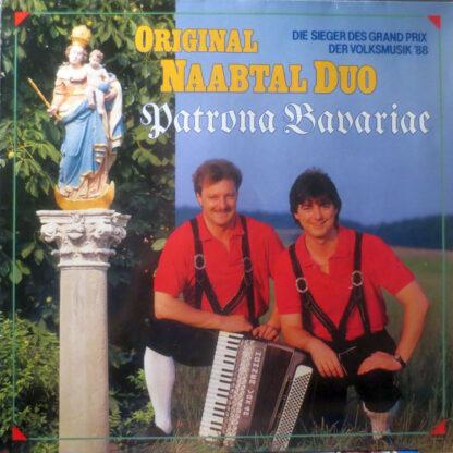 Original Naabtal Duo - Patrona Bavariae (LP, Album)