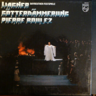 Wagner* - Bayreuther Festspiele* - Pierre Boulez - Götterdämmerung (Box + 5xLP)
