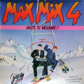 Various - Max Mix 4 (Box, S/Edition + LP, Comp, Mixed + LP, Comp, P/Mix)