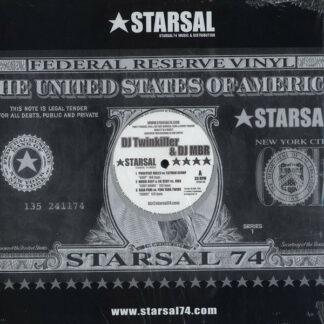 "DJ Twinkiller & DJ MBR - Starsal 74 (12"")"