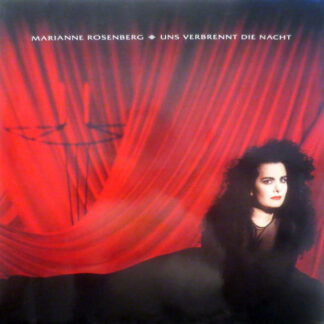 Marianne Rosenberg - Uns Verbrennt Die Nacht (LP, Album)
