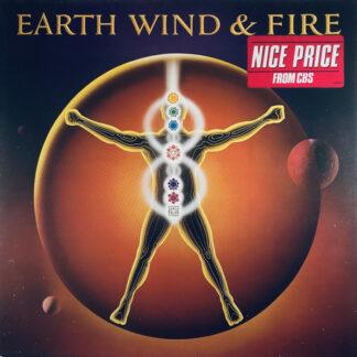 Earth, Wind & Fire - Powerlight (LP, Album)