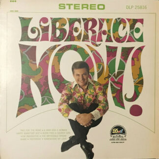 Liberace - Liberace Now! (LP, Album)