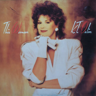 K.T. Oslin - This Woman (LP, Album)