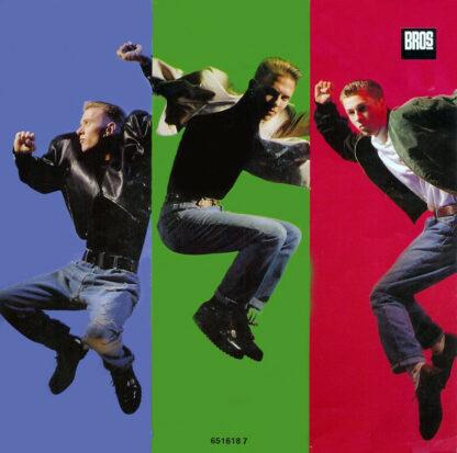 """Bros - I Owe You Nothing (7"""", Single)"""