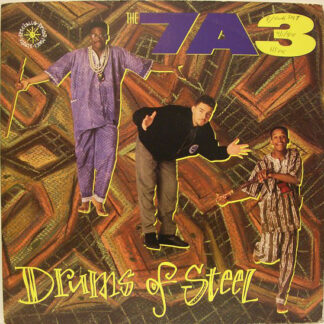 "The 7A3* - Drums Of Steel (12"", Maxi)"