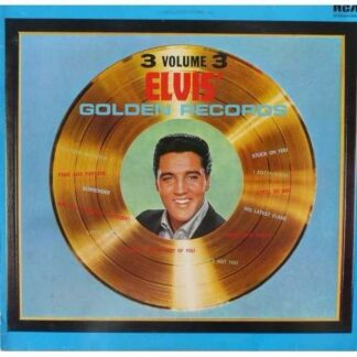 Elvis* - Elvis' Golden Records - Volume 3 (LP, Comp, RE)
