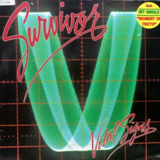Survivor - Vital Signs (LP, Album)