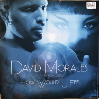 "David Morales With Lea-Lorién - How Would U Feel (12"")"