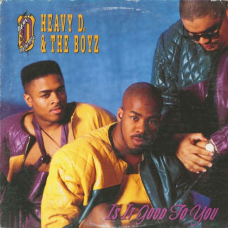 Heavy D. & The Boyz - Is It Good To You (12