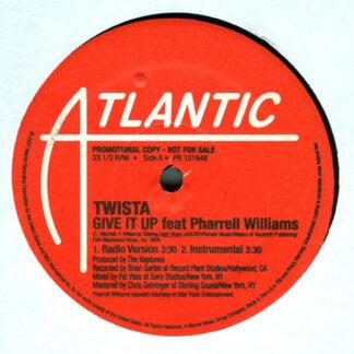 "Twista - Give It Up (12"", Pro)"