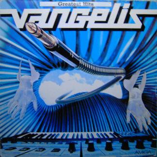 Vangelis - Greatest Hits (LP, Comp, RP, One)