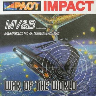 """MV&B - War Of The World (12"""")"""