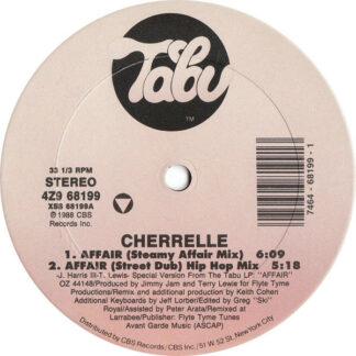 "Cherrelle - Affair (12"")"