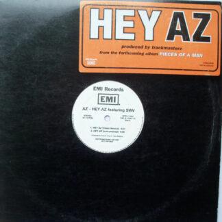 """AZ - Sugar Hill (12"""", TP)"""